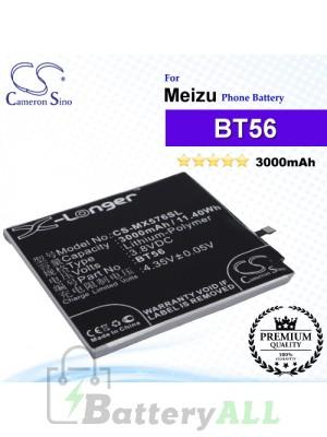 CS-MX576SL - Meizu Phone Battery Model BT56