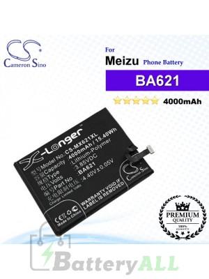 CS-MX621XL - Meizu Phone Battery Model BA621