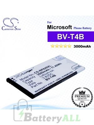 CS-NK640XL For Microsoft Phone Battery Model BV-T4B