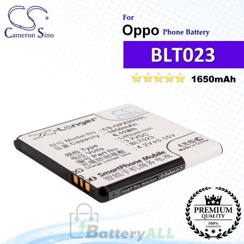 CS-OPX905SL For Oppo Phone Battery Model BLT023