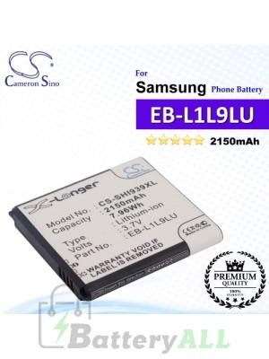 CS-SHI939XL For Samsung Phone Battery Model EB-L1L9LU