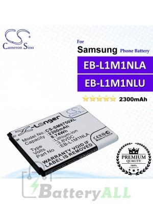 CS-SM8750XL For Samsung Phone Battery Model EB-L1M1NLA / EB-L1M1NLU