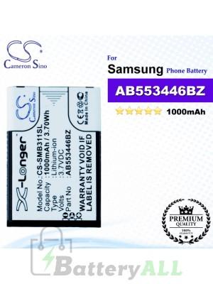 CS-SMB311SL For Samsung Phone Battery Model AB553446BZ
