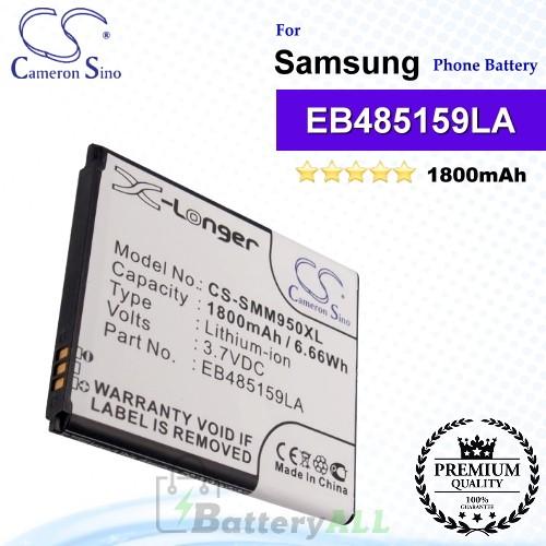 CS-SMM950XL For Samsung Phone Battery Model EB485159LA / EB485159LU