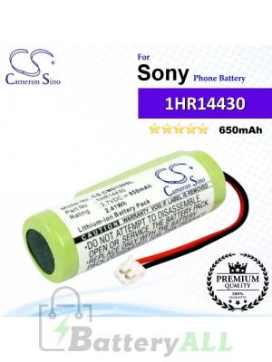 CS-CMD100SL For Sony Phone Battery Model 1HR14430