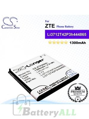 CS-ZTE950SL For ZTE Phone Battery Model Li3712T42P3h444865 / Li3713T42P3h444865