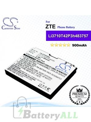 CS-ZTF930SL For ZTE Phone Battery Model Li3710T42P3h483757
