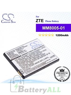 CS-ZTN817SL For ZTE Phone Battery Model MM8005-01