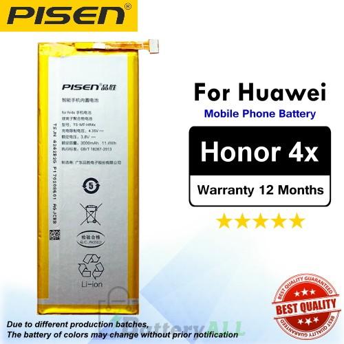 Original Pisen Battery For Huawei Honor 4X Battery