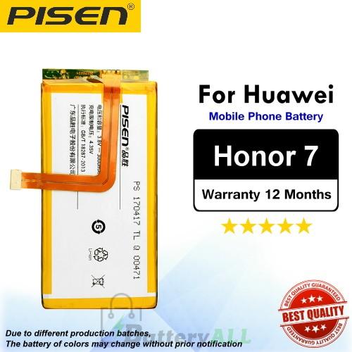Original Pisen Battery For Huawei Honor 7 Battery