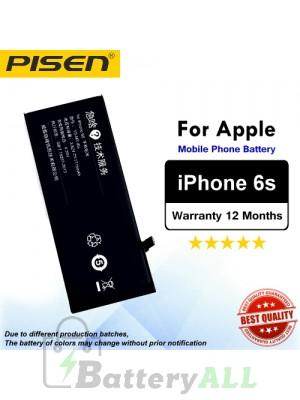 Original Pisen Battery For Apple iPhone 6s Battery