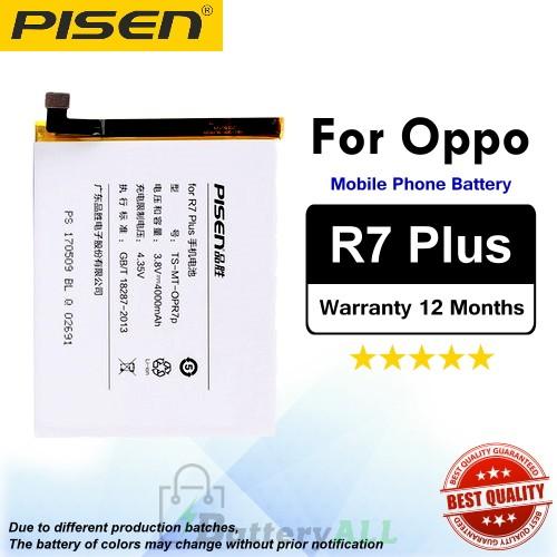 Original Pisen Battery For Oppo R7 Plus Battery
