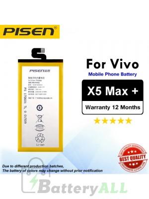 Original Pisen Battery For Vivo X5 Max+ Max Plus Battery