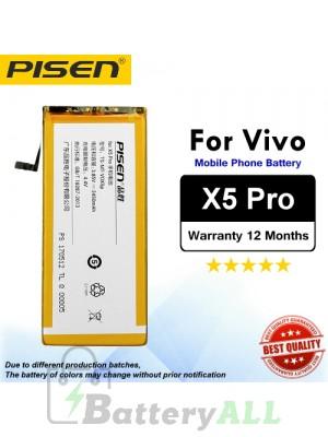 Original Pisen Battery For Vivo X5 Pro Battery