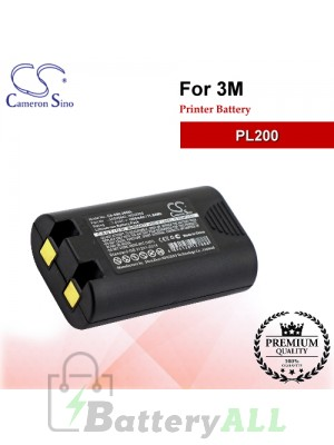 CS-DML360SL For 3M Printer Battery Fit Model PL200