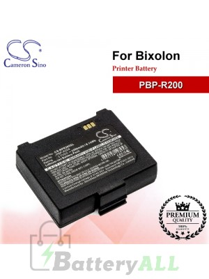CS-BPR200SL For Bixolon Printer Battery Model PBP-R200