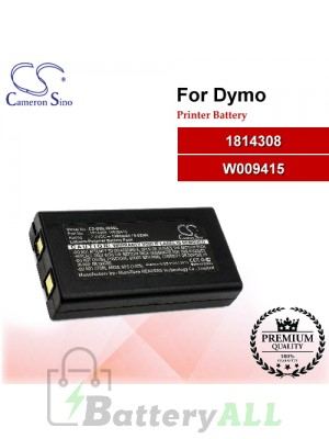 CS-DML300SL For DYMO Printer Battery Model 1814308 / W009415