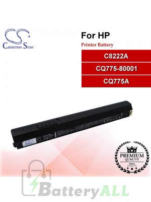 CS-HTP460SL For HP Printer Battery Model C8222A / CQ775-80001 / CQ775A