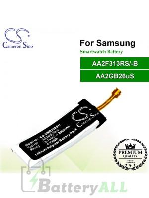 CS-SMR350SH For Samsung Smartwatch Battery Model AA2F313RS/-B / AA2GB26uS