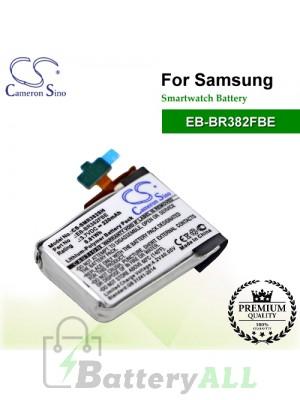 CS-SMR382SH For Samsung Smartwatch Battery Model EB-BR382FBE