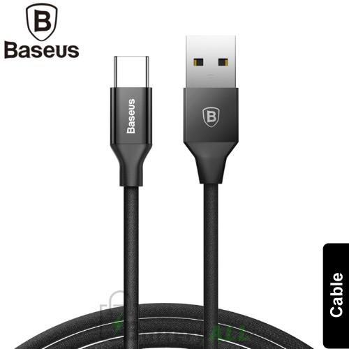 Baseus Texture Series USB-A to Type-C 3A Data Cable SAS2339B