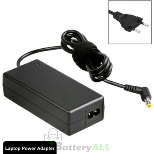 AC Laptop Power Adapter 19V 3.42A 65W for Asus Notebook Output 5.5x2.5mm S-LA-2401A