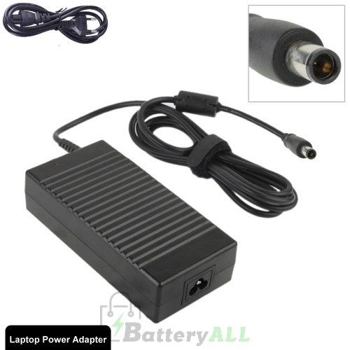 AC Laptop Power Adapter 19V 9.5A for HP Networking Output 7.4mm x 5.0mm S-PC-1912