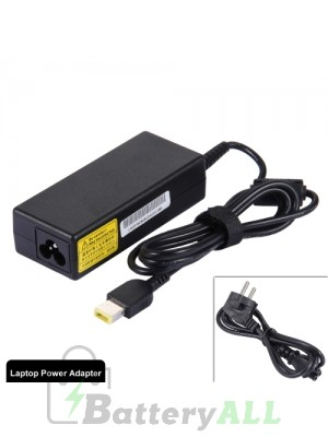 20V 3.25A 65W Big Square (First Generation) Laptop Notebook Power Adapter Universal Charger with Power Cable for Lenovo Thinkpad X300S / X301S / X240S / T440 / Yoga 13 / Yoga 11S / Yoga 2 / Z505 LA3002