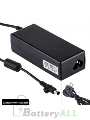 60W 16V 3.75A AC Adapter Power Supply for Samsung Notemaster 486S/25N Series Port: 5.5x3.0 EU Plug TC0011