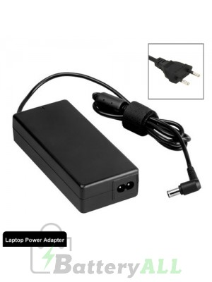 AC Laptop Power Adapter 19.5V 4.7A 92W for Sony Laptop Output 6.0x4.4mm S-LA-2602A