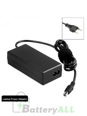 AC Laptop Power Adapter 15V 5A 75W for Toshiba Laptop Output 6.3x3.0mm S-LA-2706A