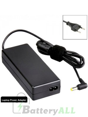 19V 4.74A 90W AC Laptop Power Adapter for Toshiba Notebook Output 5.5 x 2.5mm S-LA-2707A