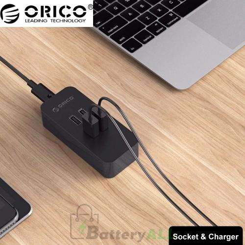 ORICO DCV-4U 4 Ports 5V / 2.4A Desktop USB Charger IP6P9705B