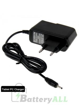 DC 2.5mm Jack AC Travel Charger for Tablet PC Output DC 5V / 2A EU Plug S-TC-2330A