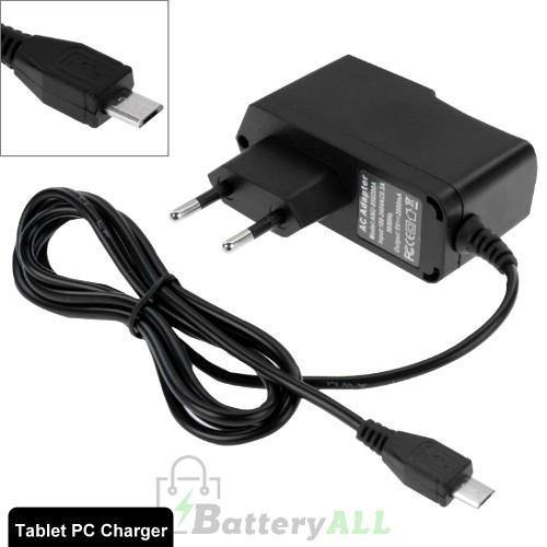 Micro USB Charger for Tablet PC / Mobile Phone Output DC 5V / 2A EU Plug S-WMCS-1534