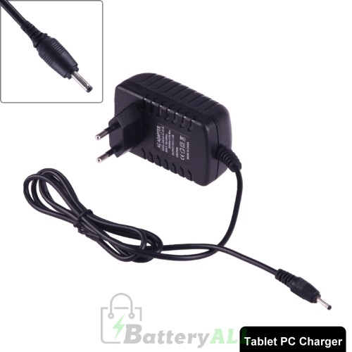 12V 1.5A AC Adaptor Tablet PC Charger for Acer Iconia Tab A100 / A500 WMCS5201B