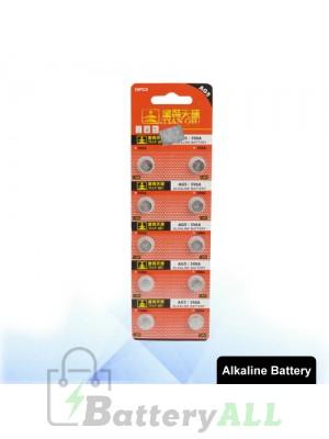 10 pcs AG5 / 398A 1.55V Alkaline Button Battery S-LIB-0311