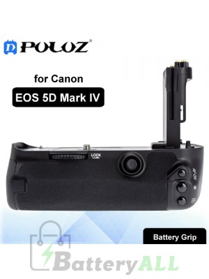 PULUZ Vertical Camera Battery Grip for Canon EOS 5D Mark IV Digital SLR Camera PU2512