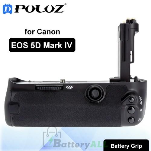 PULUZ Vertical Camera Battery Grip for Canon EOS 5D Mark IV Digital SLR Camera PU2512