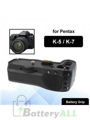 Camera Battery Grip for Pentax K-5 / K-7 S-DBG-0120