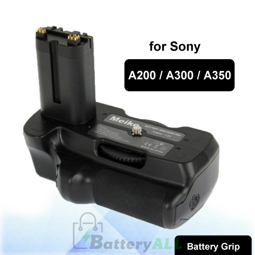 MeiKe Camera Battery Grip for Sony A200 / A300 / A350 S-DBG-0131