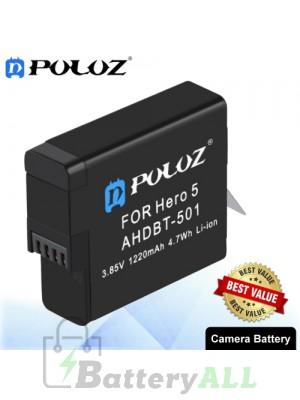 PULUZ for GoPro HERO6 /5 AHDBT-501 3.85V 1220mAh Battery PU188