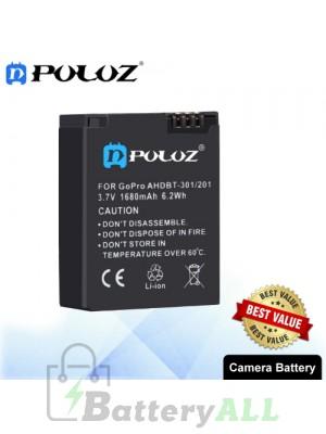 PULUZ AHDBT-301/201 3.7V 1680mAh Battery for GoPro HERO3+ /3 PU36