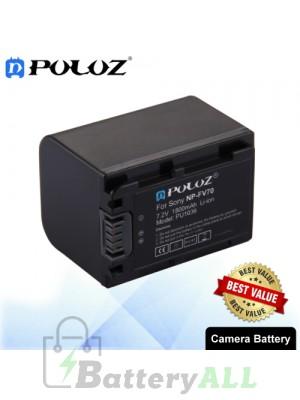 PULUZ NP-FV70 7.2V 1800mAh Camera Battery for Sony NEX-VG30EM / NEX-VG30EH / NEX-VG900E / HDR-CX900E / HDR-CX450 PU1036