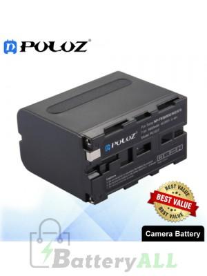 PULUZ NP-F930 / 950 / 960 / 970 7.4V 6600mAh Camera Battery for Sony FDR-AX1E / HDR-FX1000E / HDR-AX2000E PU1037