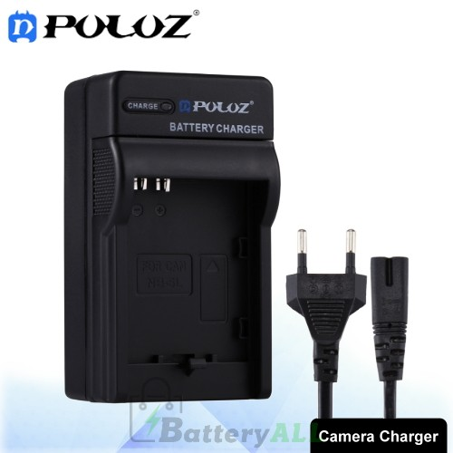 PULUZ Camera Battery Charger with Cable for Canon NB-5L Battery PU2224