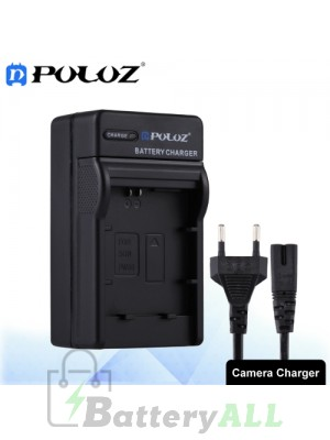 PULUZ Camera Battery Charger with Cable for Sony NP-FW50 Battery PU2222
