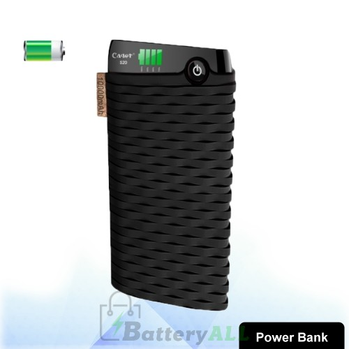 Cager S20 10000mAh Smart Mobile Power Bank (Black) S-IP6G-1000B
