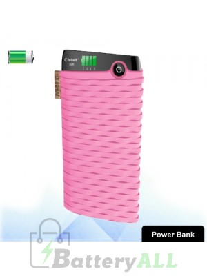 Cager S20 10000mAh Smart Mobile Power Bank (Pink) S-IP6G-1000F