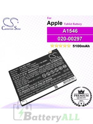 CS-IPA155SL For Apple iPad Tablet Battery Model 020-00297 / A1546